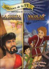 La Odisea, Historia De Un Viaje Imposible/Nicolas, y los Tres Sacos de Oro, DVD