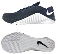 Nike Metcon 5 Mens CrossFit/Training Shoes Size 11 College Navy/White AQ1189-492