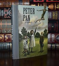 Peter Pan by J.M. Barrie Unabridged Illustrated Brand New Hardcover Gift Ed.