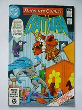 Detective Comics 504 1981 Batman DC Comics Joker Cover