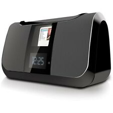 Coby Digital Boombox for iPod/iPhone with Dual Alarm/Clock Radio
