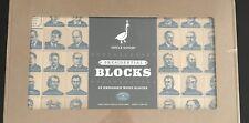 Uncle Goose Presidential Wooden Blocks
