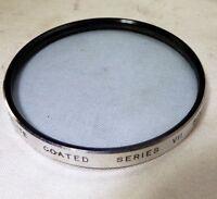 Lens Filter Series VII (7) Spiratone Spiralite 82A Light Blue   drop in type