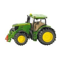 1:32 Siku John Deere 6210r Tractor - 132 Model Scale 3282 Toy Trattore Toys