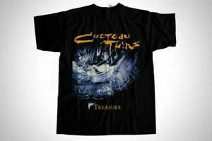 Cocteau Twins Treasure T-Shirt, Cocteau Twins Band T-Shirt, Cocteau Twins Gift