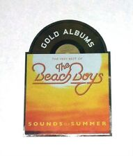 2013 Panini Beach Boys Trading Cards Gold Albums #21 - Sounds of Summer