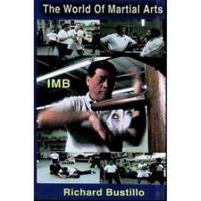 Richard Bustillo - Interview at IMB Studio 1990's DVD