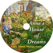 Anne's House of Dreams, Lucy Maud Montgomery Childrens Audiobook on 1 MP3 CD