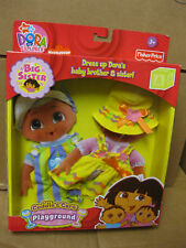 2007 Dora's baby brother & sister *Playground* Fashion