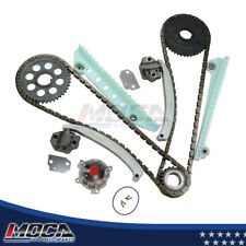 Timing Chain Water Pump Kit Fit 02-05 Mercury Mountaineer Ford Explorer 4.6L