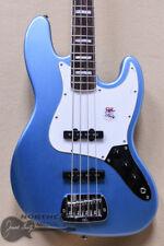 G&L Tribute Series JB 4 String Electric Bass Lake Placid Blue