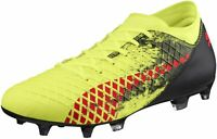 Puma Future 18.4 Firm Ground / AG Mens Football Boots - Yellow