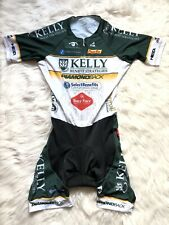 Mt Borah Short Sleeve Cycling Skin Suit Medium M Very Good Condition