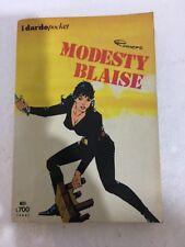 "Fumetti - I Dardo Pocket - ""Modesty Blaise"""