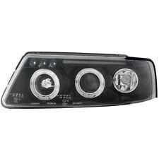 2 x FARO LED VW PASSAT 3B 96-00 2 angel eyes black / NERO HVX