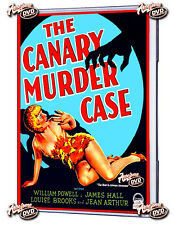 The Canary Murder Case-1929  DVD William Powell-Jean Arthur-James Hall