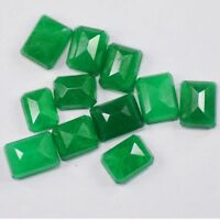 Natural 150 Ct/11 Pcs Colombian Green Emerald Loose Certified Gemstone Lot  vk29