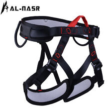 Mountaineering Rock Climbing Seat Bust Belts Downhill Safety Rappelling Harness