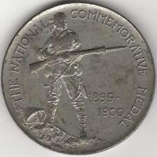 More details for 1899-1900 spink & son rare boer war commemorative medal | pennies2pounds