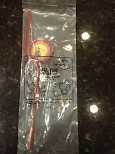 Alvin and the chipmunks ROAD CHIP Carl's Jr happy meal toy Theodore Crazy Straw