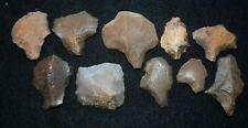 10 good Sahara Aterian tools, 30,000+ years old  #10SAT