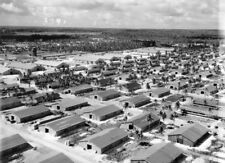 WW2  Photo WWII US Military Installation  Guam 1945 Pacific  World War Two /5263