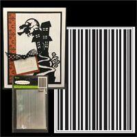 MULTI LINES embossing folder - Darice embossing folders 30008398 Striped