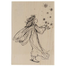 """Penny Black Mounted Rubber Stamp 3.5""""X5""""-Magic Of Christmas"""