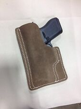 Leather Pocket Holster for GLOCK 43    - (# 2543)