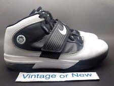 Women's Nike Zoom LeBron Soldier IV 4 TB Black White sz 8.5