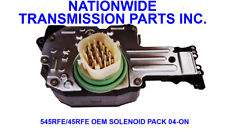 45RFE SOLENOID PACK RAM 2500-3500 04-UP (PAN GASKET INCLUDED)