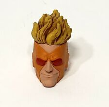 "Pyro Serious Head Marvel Legends 6"" Action Figure Series X-Men 2020 Loose"