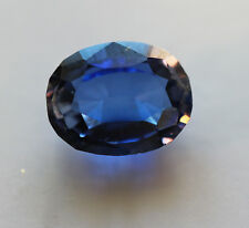 10,60 ct  Saphir de Labo bleu royal