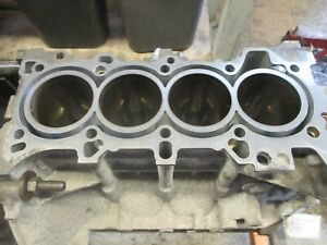 2010 Honda Fit Sport L15A7 OEM Engine Motor Cylinder Block Bare