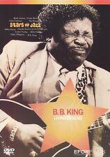 B.B.KING - DVD - LIVING LEGEND - STARS OF JAZZ