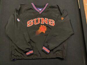 Vintage 90s Men's Phoenix Suns Champion Shoot Around Warm Up REVERSIBLE