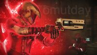 Destiny 2 Crucible  PVP  3 hours play / PS4
