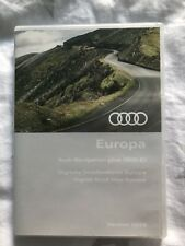 AUDI NAVIGATION RNS-E a3/a4/a6/tt/r8 uniquement DVD 1 Europe 2018 original