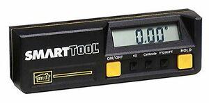 SmartTool Plus Digital Inclinometer - 0.05° Angle Sensor