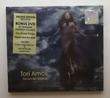 Midwinter Graces by Tori Amos Deluxe Edition CD+DVD Rare Malaysia New Sealed