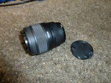 Quantaray MX AF 28-80mm f/3.5-5.6 lens for Minolta/Sony A mount Cameras -