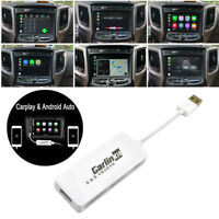 5V USB Dongle Cable For Apple iPhone Carplay Android Car Auto Navi MP5 Connector