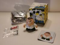 "Family Guy x Kidrobot Mini Series - 3"" Vinyl Figure - Angry Peter"