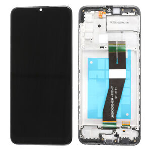 OLED Display For Samsung Galaxy A02S A025U M LCD Touch Screen Replacement+Frame