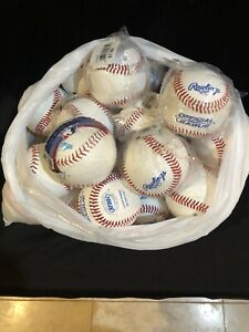 23 RAWLINGS OFFICIAL TRAINING BALLS-TVB T-BALL,NFHS- R100NF, ROLB1, IN/OUTDOOR