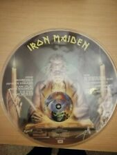 Iron Maiden ‎– Seventh Son Of A Seventh Son   Limited Edition, Picture Disc 1988