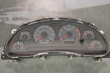 1999-2004 Ford Mustang GT 150mph Instrument Gauge Cluster Speedometer USED OEM