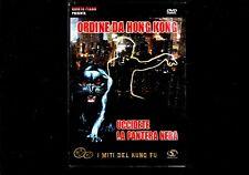 DVD N 732  ORDINE DA HONG KONG  UCCIDETE LA PANTERA NERA  SIGILLATO