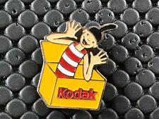 pins pin DIVERS KODAK PHOTO DOS LISSE