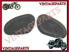 Matchless Petrol Tank Kneepad Pair 93 0467 1938 65